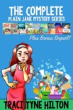 The Complete Plain Jane Mystery Series book summary, reviews and downlod