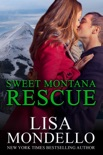 Sweet Montana Rescue, a contemporary western romance book summary, reviews and downlod