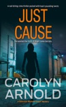 Just Cause: A nail-biting crime thriller packed with heart-pounding twists book summary, reviews and download