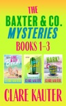 The Baxter & Co. Mysteries Books 1-3 book summary, reviews and downlod