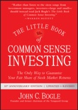 The Little Book of Common Sense Investing book summary, reviews and download