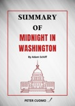 Summary of Midnight in Washington By Adam Schiff book summary, reviews and downlod
