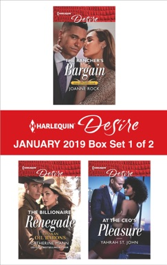 Harlequin Desire January 2019 - Box Set 1 of 2 E-Book Download