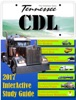 CDL Tennessee Commercial Drivers License book image