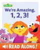 We're Amazing, 1, 2, 3! (Sesame Street) book image