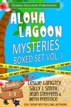 Aloha Lagoon Mysteries Boxed Set Vol. I (Books 1-3) book summary, reviews and download