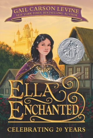 Ella Enchanted by HARPERCOLLINS PUBLISHERS   book summary, reviews and downlod