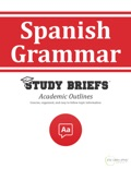 Spanish Grammar book summary, reviews and download