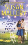 You Say It First book summary, reviews and downlod
