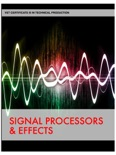 Signal Processors & Effects book summary, reviews and download
