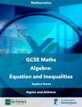 Algebra: Equations and Inequalities book summary, reviews and download