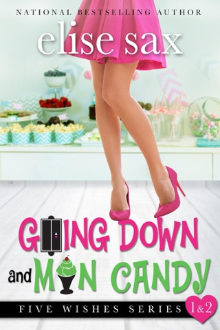 Going Down and Man Candy by Elise Sax E-Book Download