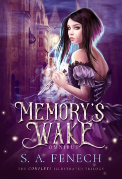 Memory's Wake Omnibus: The Complete Illustrated YA Fantasy Series E-Book Download