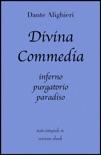 Divina Commedia di Dante Alighieri in ebook resumen del libro