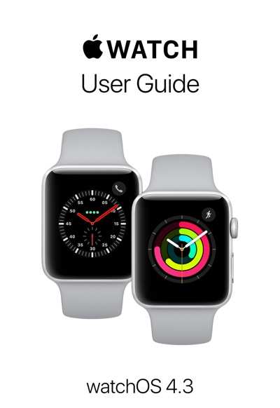 Apple Watch User Guide by Apple Inc. Book Summary, Reviews and E-Book Download
