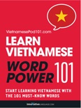 Learn Vietnamese - Word Power 101 book summary, reviews and downlod