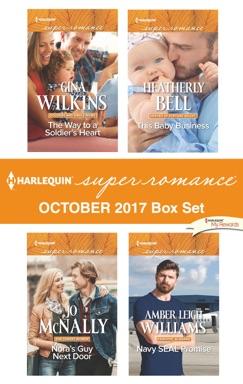 Harlequin Superromance October 2017 Box Set E-Book Download