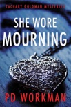 She Wore Mourning book summary, reviews and download