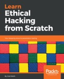 Learn Ethical Hacking from Scratch book summary, reviews and download