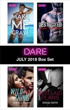 Harlequin Dare July 2018 Box Set E-Book Download