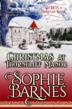 Christmas At Thorncliff Manor book summary, reviews and downlod