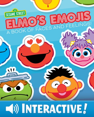 Elmo's Emojis by Sesame Workshop Book Summary, Reviews and E-Book Download