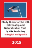 Study Guide for the U.S. Citizenship and Naturalization Test in English and Spanish e-book
