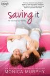 Saving It book summary, reviews and downlod