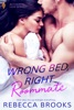 Wrong Bed, Right Roommate book image