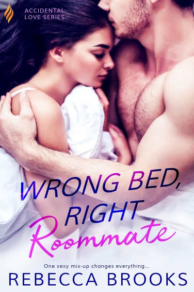 Wrong Bed, Right Roommate by Rebecca Brooks Book Summary, Reviews and E-Book Download