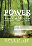 Power Thoughts Devotional book summary, reviews and download