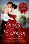 A Scottish Duke for Christmas book summary, reviews and downlod