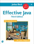 Effective Java, 3/e book summary, reviews and download