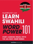 Learn Swahili - Word Power 101 book summary, reviews and downlod