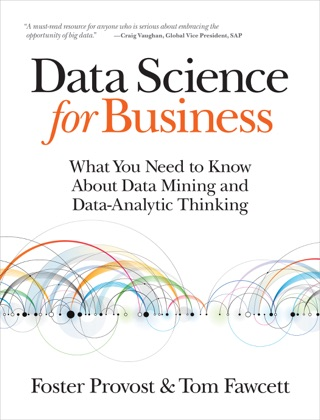 Data Science for Business by Foster Provost & Tom Fawcett E-Book Download