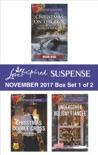 Harlequin Love Inspired Suspense November 2017 - Box Set 1 of 2 book summary, reviews and downlod