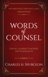 Words of Counsel book summary, reviews and download