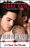Hard to Be Good book summary, reviews and download