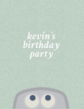 Kevin's Birthday Party book summary, reviews and download