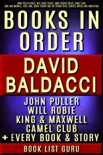 David Baldacci Books in Order: John Puller series, Will Robie series, Amos Decker series, Camel Club, King and Maxwell, Vega Jane, Shaw, Freddy and The French Fries, stories, novels and nonfiction, plus a David Baldacci biography. book summary, reviews and downlod