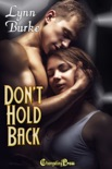 Don't Hold Back book summary, reviews and downlod