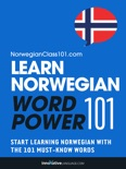 Learn Norwegian - Word Power 101 book summary, reviews and downlod