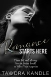 Romance Starts Here book summary, reviews and downlod