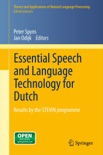 Essential Speech and Language Technology for Dutch book summary, reviews and download
