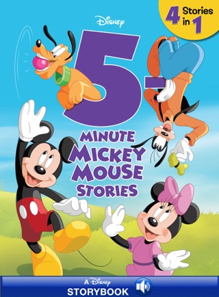 5-Minute Mickey Mouse Stories by Disney Electronic Content, Inc. book summary, reviews and downlod