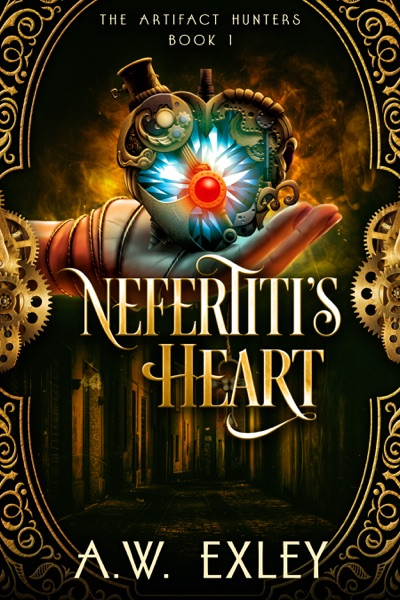 Nefertiti's Heart by A.W. Exley Book Summary, Reviews and E-Book Download