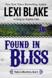 Found in Bliss, Nights in Bliss, Colorado, Book 5 book summary, reviews and downlod