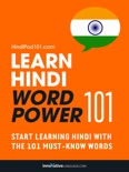 Learn Hindi - Word Power 101 book summary, reviews and downlod