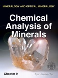 Chemical Analysis of Minerals book summary, reviews and download