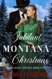Jubliant Montana Christmas book summary, reviews and downlod